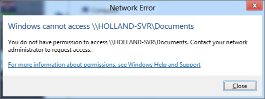 mapping network drives with 1080975 You Do Not Have Permission To Access Holland Svrdocuments on Using Group Policy Preferences To Map  work Drives Based On Group Membership as well Copy Unc  work Path Not Drive Letter For Paths On Mapped Drives From Windows together with Underground Mining besides 1a343 further Microsoft Desktop Optimization Pack Mdop Diagnostic And Recovery Toolset Dart.