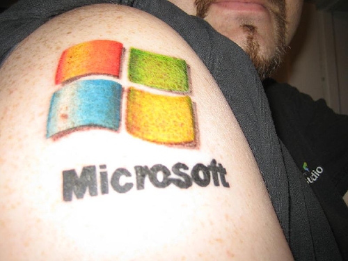 tatuaggio Microsoft