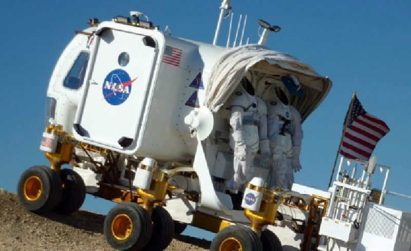 nasa space exploration vehicle - photo #17